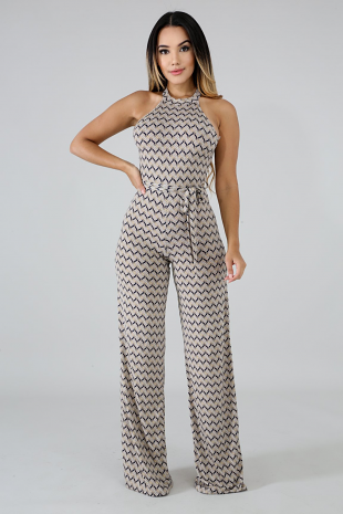 Buckle Jumpsuit