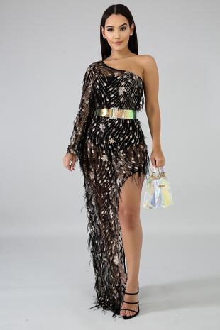 Dream Girl Long Dress