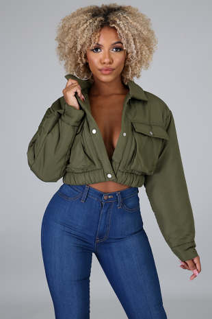 Mini Bomber Jacket
