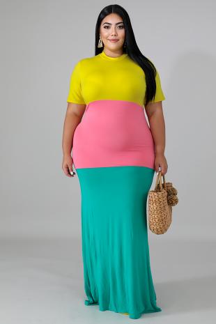 Africa Maxi Dress