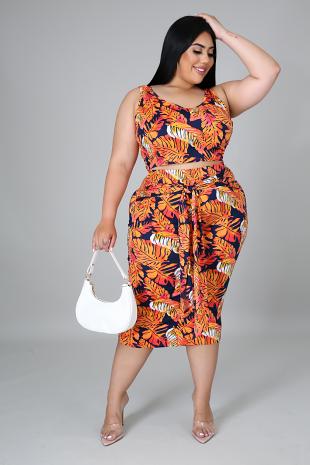 Soraya Skirt Set