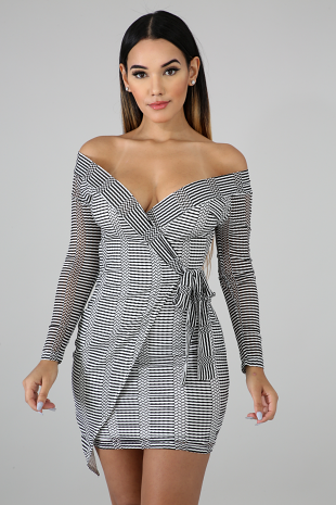 Stunner Body-Con Dress