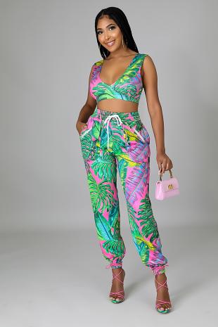 Molly Pant Set