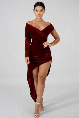 Cardi Maxi Dress