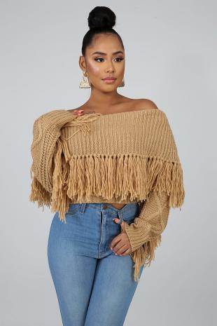 Ozzie Sweater Top