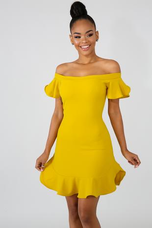 Chic Vibe Body-Con Dress
