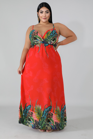 Paradise Love Maxi Dress