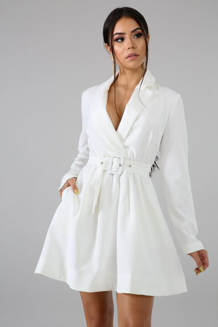 Blazin Flare Dress