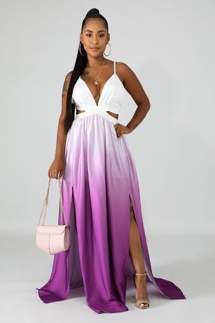 Minty Maxi Dress