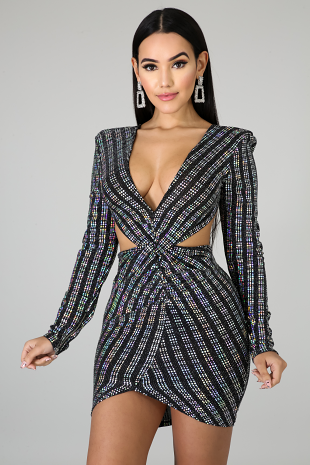 X-Rated Dazzle Dress