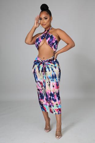 Annalee Skirt Set