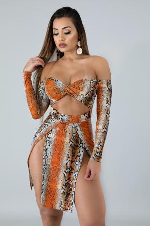 Mermaid Skirt Dress