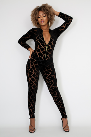Shape Shifting Jumpsuit