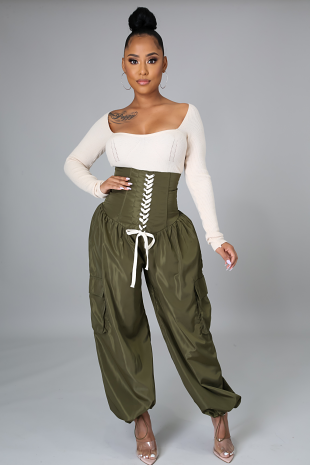 Command Attention Pants