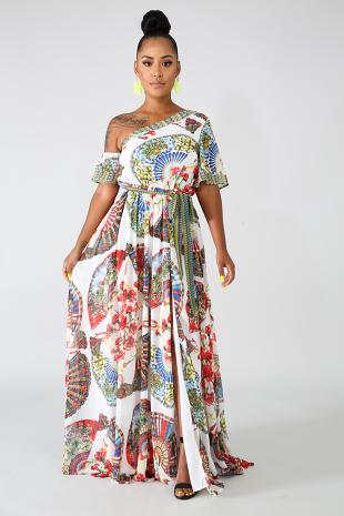 Daring Maxi Dress