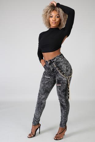 Rigid Jeans