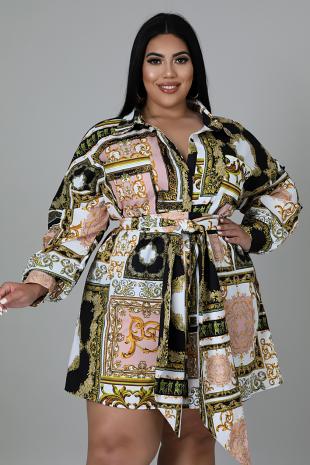 Gina Love Dress