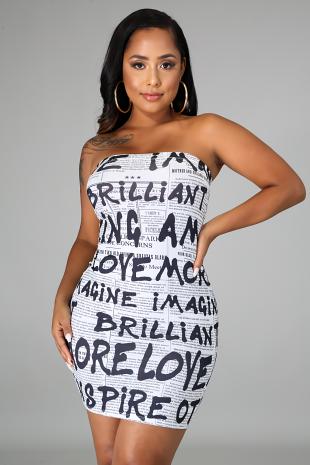 Love More Dress