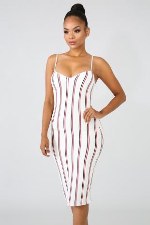 Field Body-Con Dress