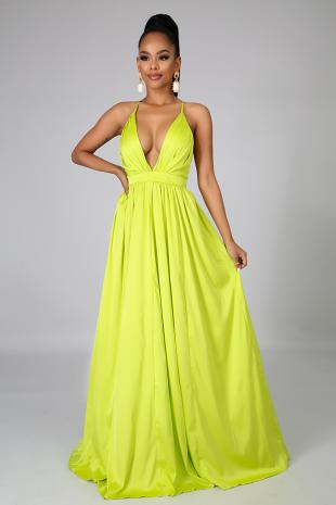 Diva Maxi Dress