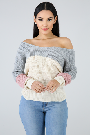 Lost In Sweetness Sweater
