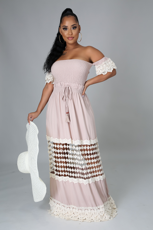 Crochet Your Life Dress