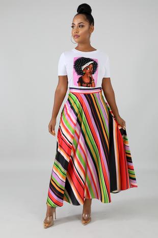 Flirtatious Skirt