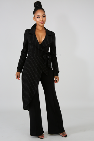 Sophisticated Formal Jumpsuit